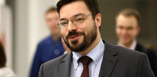 """Ponadto Tyszka mówił, że Polska ma """"najniższą kwotę wolną od podatku w Europie""""."""