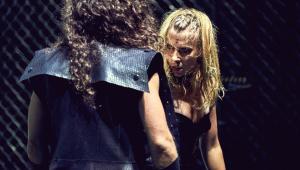 Anty-gone Fot. Mateusz Bral, Teatr Pieśń Kozła