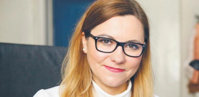 Katarzyna Wiśniewska, koordynatorka Programu Spraw Precedensowych, Helsińska Fundacja Praw Człowieka, zwyciężczyni konkursu Rising Stars. Prawnicy – liderzy jutra 2015 fot. Materiały prasowe