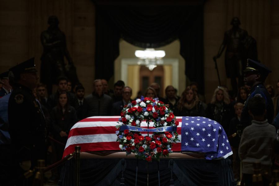 USA George H.W. Bush