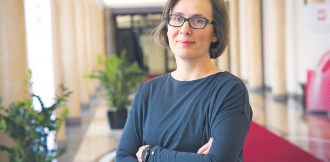 Joanna Pietrasik, dyrektor Departamentu Cen Transferowych i Wycen w Ministerstwie Finansów