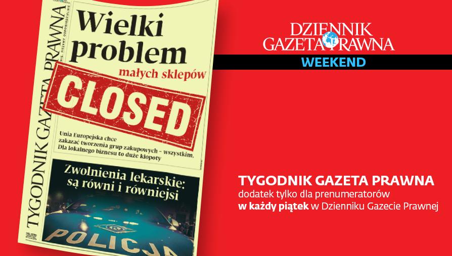 Tygodnik Gazeta Prawna 7.12.2018