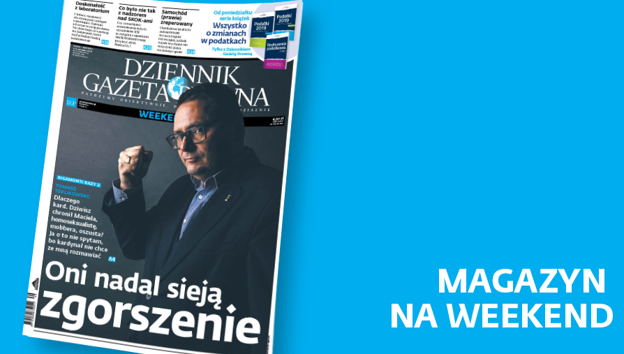 Magazyn DGP 7 grudnia