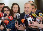 Schetyna o pozwie PiS: Nie zastraszycie nas, nie zamkniecie ust opozycji i mediom