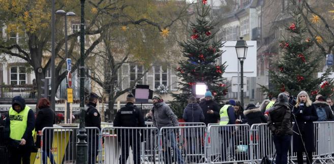Miejsce ataku, Strasburg