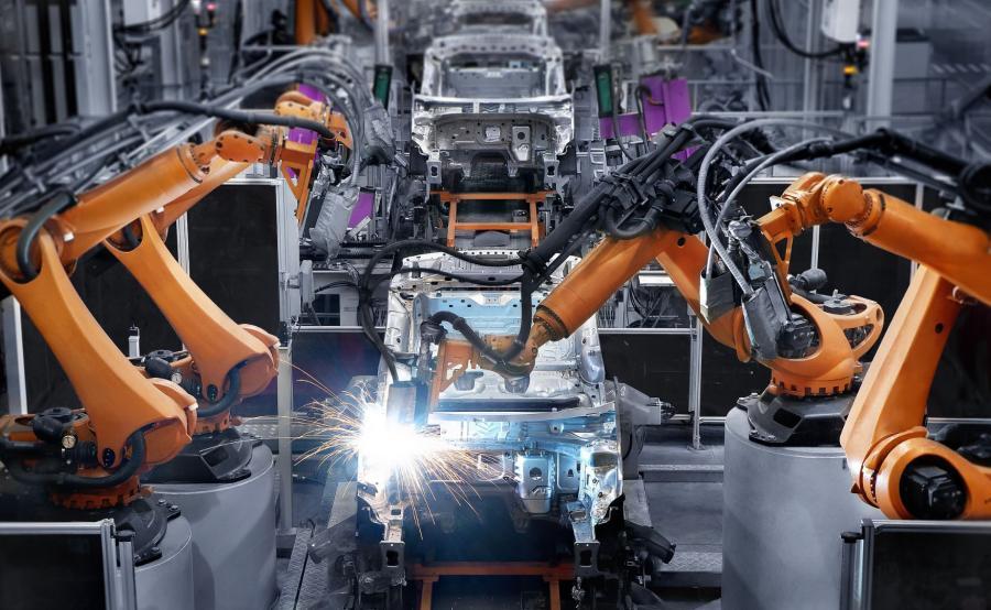 Fabryka samochodów