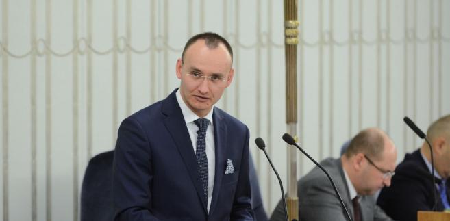 Senat zgodził się na powołanie Mikołaja Pawlaka na Rzecznika Praw Dziecka