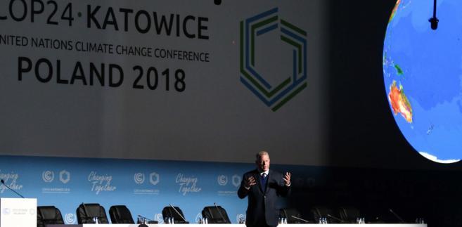 Uczestnicy COP24 targują się o pół stopnia Celsjusza i pieniądze na wsparcie ekologicznych działań w najbiedniejszych krajach