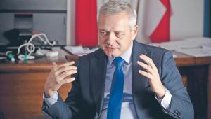 Marek Zagórski, szef resortu cyfryzacji