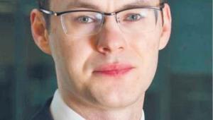 Dmitrij Marinczenko, dyrektor ds. ropy i gazu w Fitch Ratings w Londynie fot. materiały prasowe