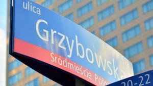 nazwa ulicy Warszawa