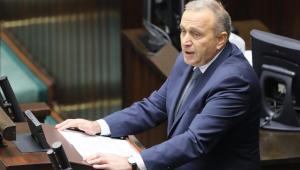 Wystąpienie przewodniczącego Platformy Obywatelskiej Grzegorza Schetyny.