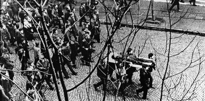 Grudzień 1970, PRL, Gdynia, komunizm