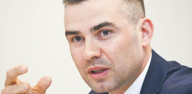 Przemysław Rosati, adwokat, członek Naczelnej Rady Adwokackiej