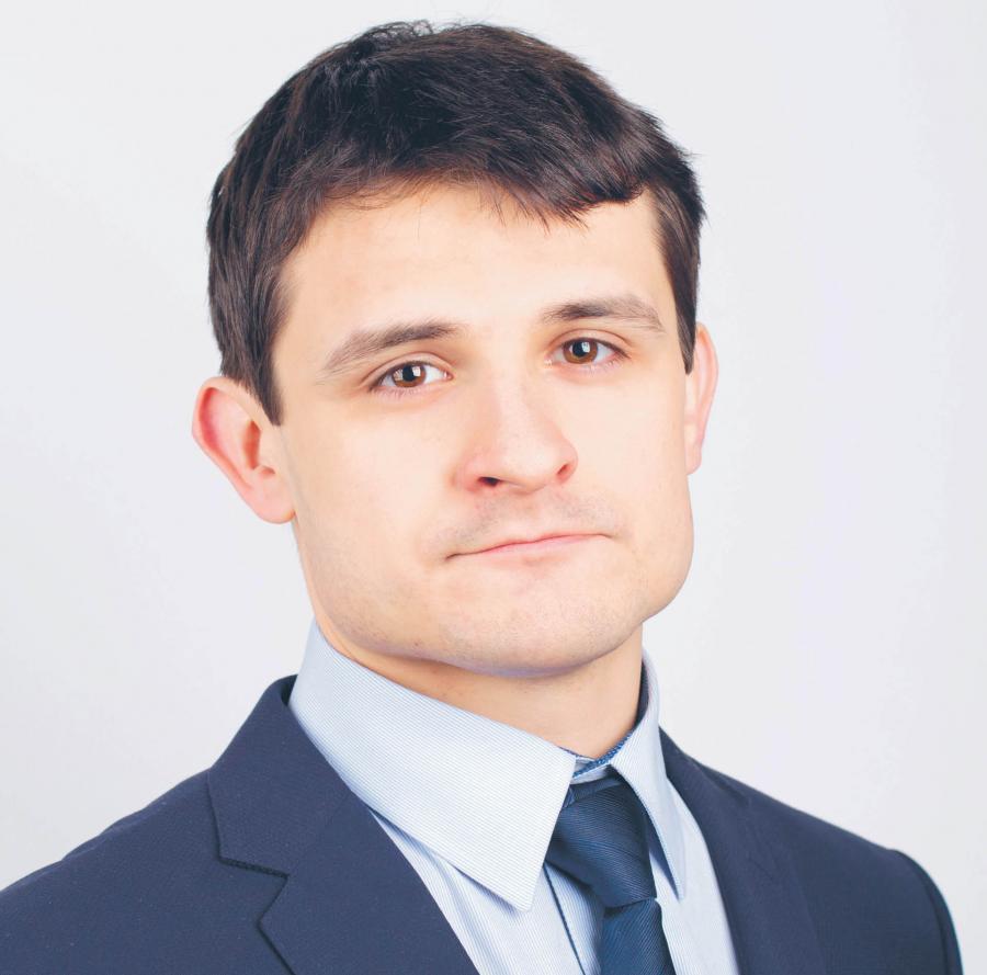 Łukasz Rodak, aplikant radcowski, kancelaria Duraj Reck i Partnerzy