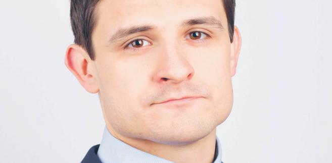 Łukasz Rodak, aplikant radcowski, kancelaria Duraj Reck i Partnerzy fot. Materiały prasowe