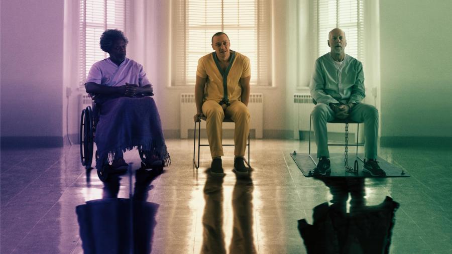 """Thriller """"Glass"""" w kinach już od 18 stycznia 2019 r."""