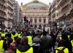 """Francja: Jeden z liderów """"żółtych kamizelek"""" wypuszczony z aresztu po nocnym zatrzymaniu"""