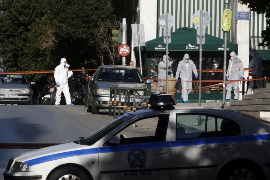 Eksplozja w Atenach