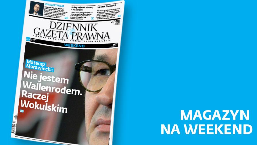 Magazyn DGP z 28 grudnia 2018 r.