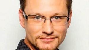 """Max Borders futurolog, przedsiębiorca i szef Social Evolution, think tanku, którego misją jest """"danie ludziom wolności i rozwiązywanie problemów społecznych poprzez innowacje"""" fot. Materiały prasowe"""