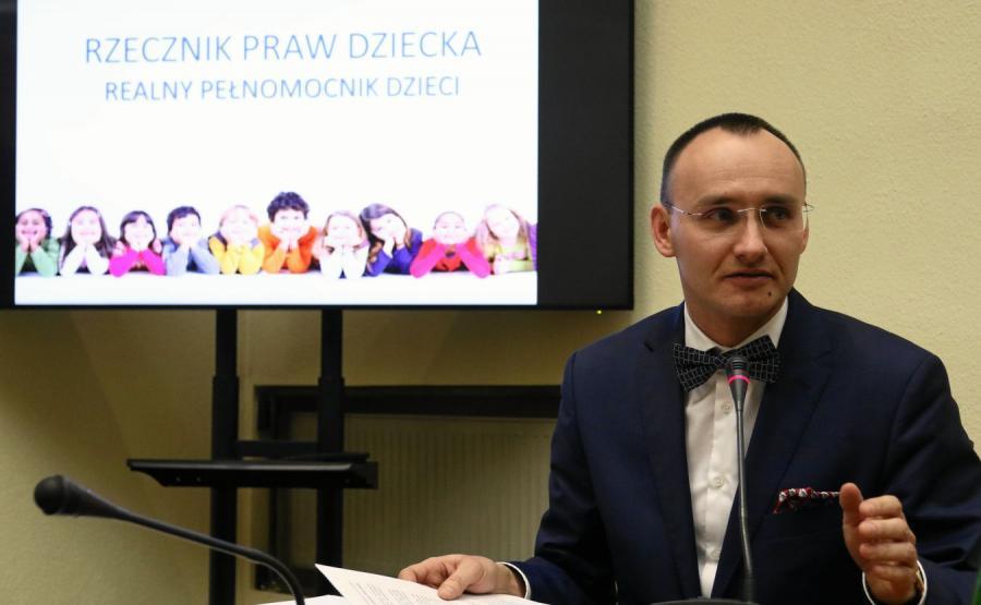 Mikołaj Pawlak, RPD