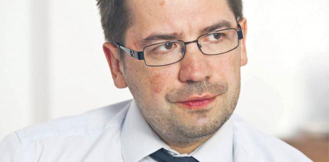 Mariusz Haładyj, podsekretarz stanu w Ministerstwie Przedsiębiorczości i Technologii fot. Wojciech Górski