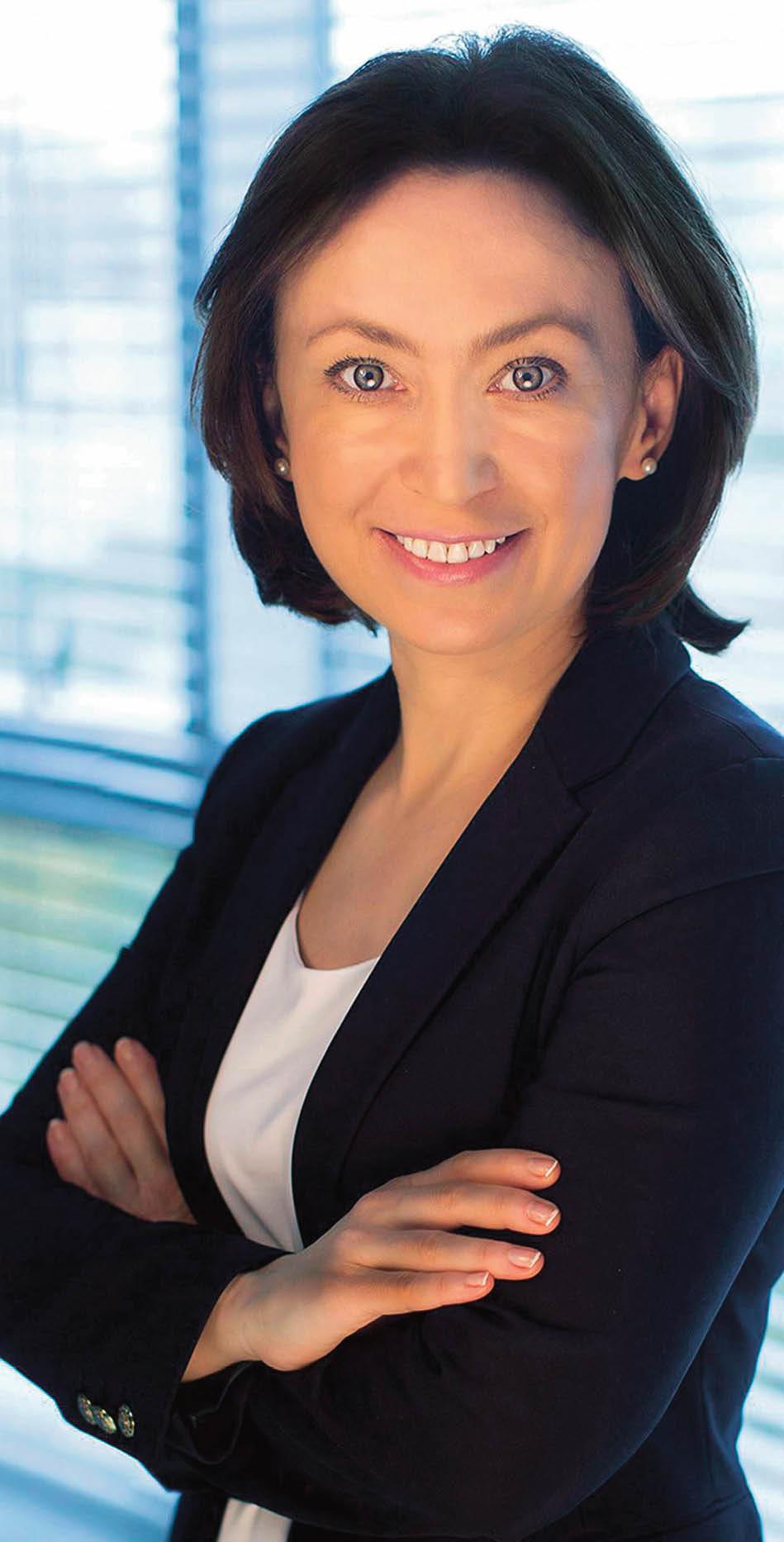 Agnieszka Bieńkowska, doradca podatkowy i partner w Gekko Taxens
