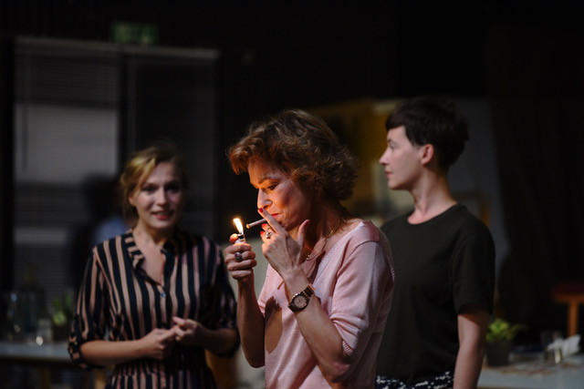 Sonata jesienna Ingmara Bergmana, Teatr WARSawy