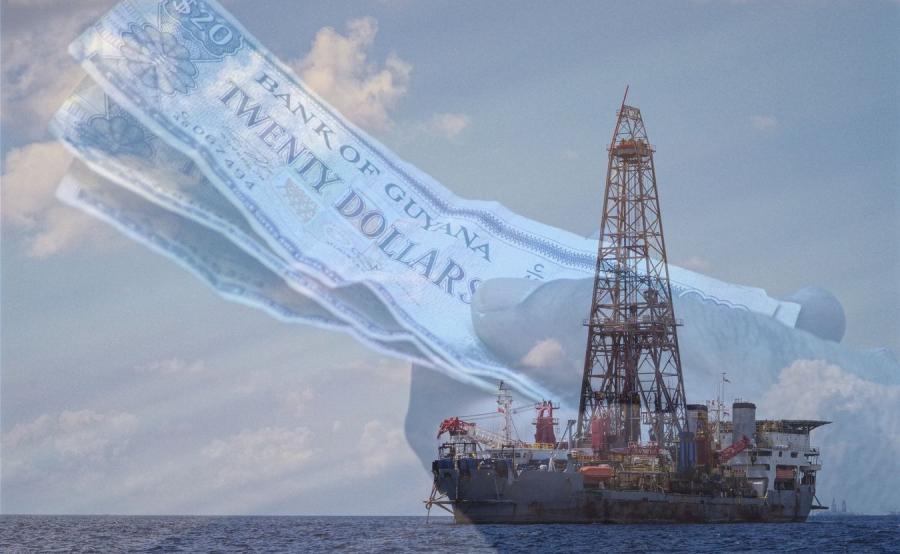 Ropa naftowa i pieniądze