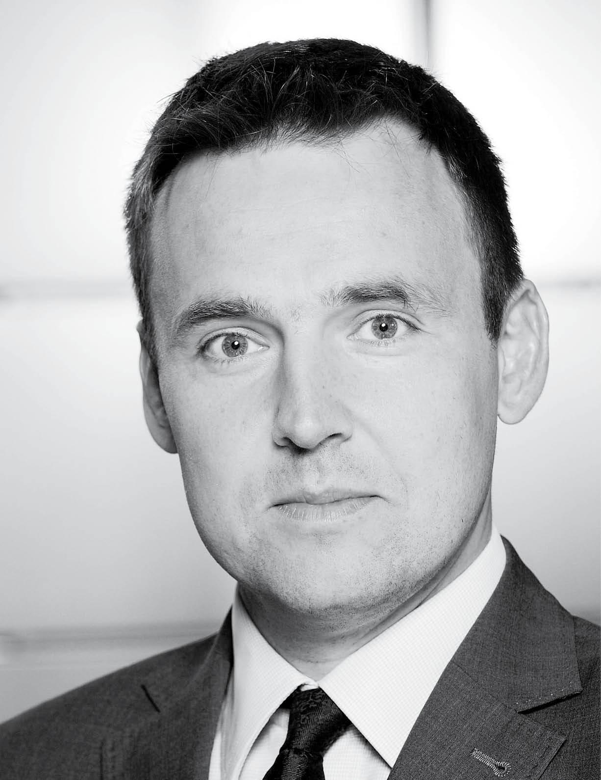 Tomasz Rolewicz partner w dziale doradztwa podatkowego EY