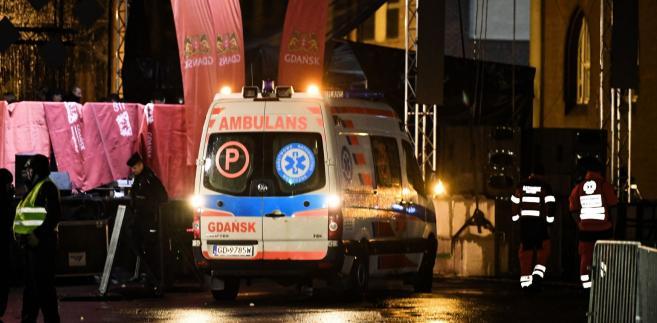 Atak na Pawła Adamowicza