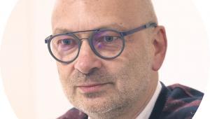 Mariusz Panek, szef Środowiskowego Centrum Zdrowia Psychicznego dla Dzieci i Młodzieży w Wieliczce fot. 2x Wojtek Górski