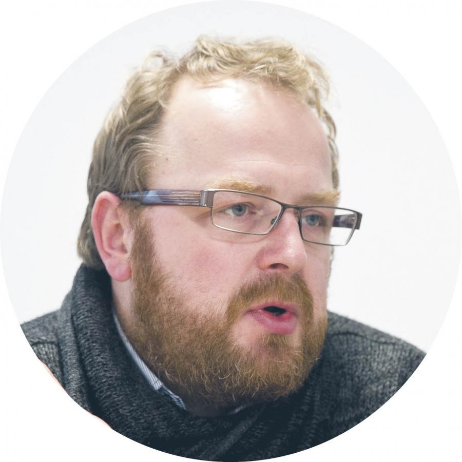 dr Tomasz Rowiński z Instytutu Psychologii UKSW, szef Środowiskowego Centrum Zdrowia Psychicznego dla Dzieci i Młodzieży na warszawskich Bielanach, członek ministerialnego zespołu przygotowującego reformę