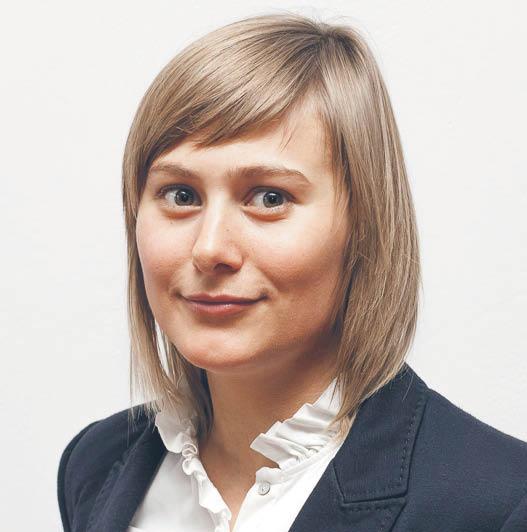 Dorota Głowacka, ekspertka Fundacji Panoptykon