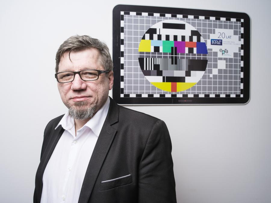 Witold Kołodziejski fot. Darek Golik