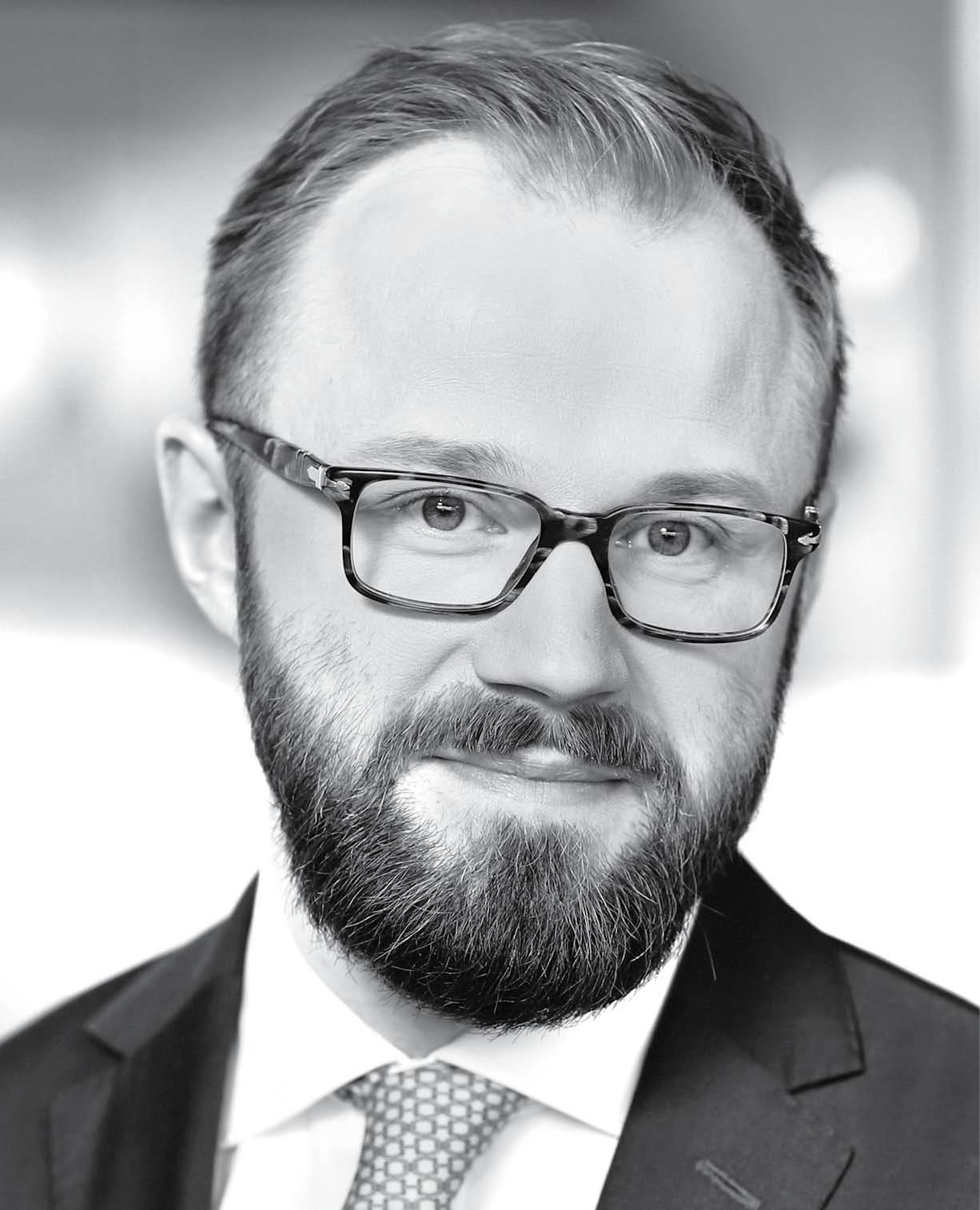 dr Michał Rams adwokat, lider zespołu White Collar Crime w kancelarii PwC Legal