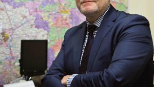 Marcin Podgórski, dyrektor Departamentu Gospodarki Odpadami, Emisji i Pozwoleń Zintegrowanych w Urzędzie Marszałkowskim Województwa Mazowieckiego