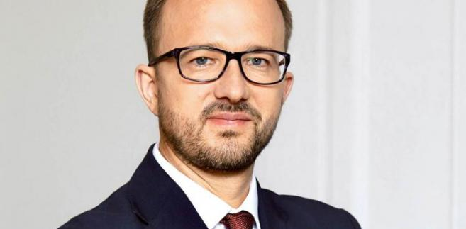 Piotr Dardziński, sekretarz stanu w MNiSW, pełnomocnik rządu do spraw reformy funkcjonowania instytutów badawczych, fot. Materiały prasowe