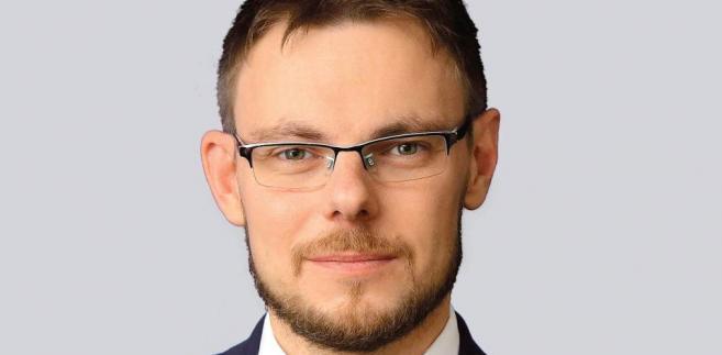 Piotr Liss, doradca podatkowy, partner w RSM Poland fot. Materiały prasowe