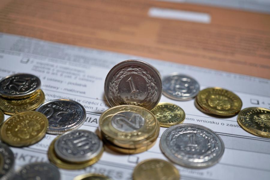 PIT pieniądze podatki