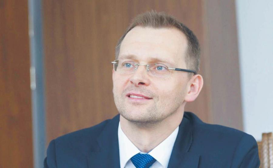 Hubert Nowak, nowy prezes Urzędu Zamówień Publicznych fot. Wojtek Górski