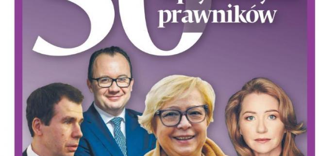Ranking DGP 50 najbardziej wpływowych prawników 2018