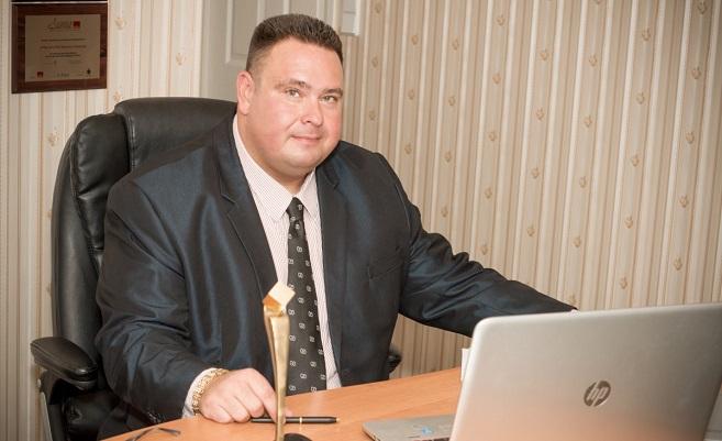 Wojciech Goduński, właściciel PPHU Wojtex