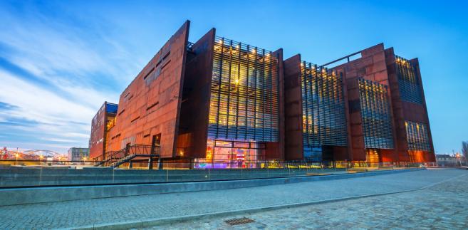 ECS, Europejskie Centrum Solidarności, Gdańsk
