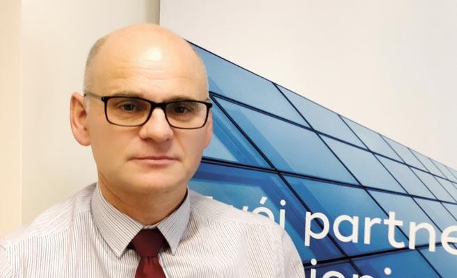 Tomasz Bembenek, dyrektor Regionu Lubelskiego, Bank Gospodarstwa Krajowego