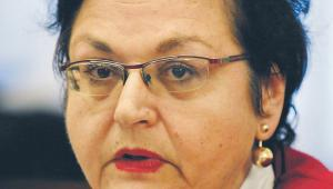 Gordana Čomić, wiceszefowa parlamentu Serbii z ramienia opozycyjnej Partii Demokratycznej fot. materiały prasowe