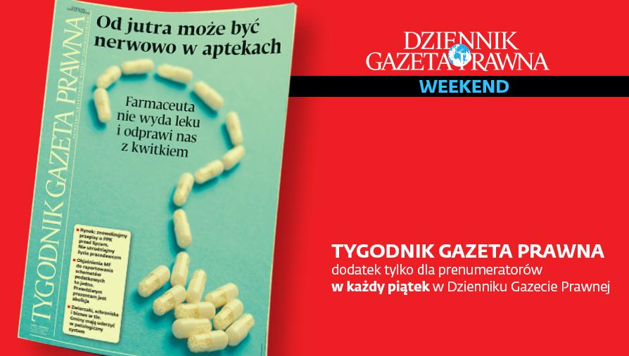 Tygodnik Gazeta Prawna 08.02.19