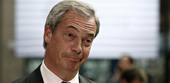 af0bbd39d4d892 Farage'a marsz po władzę. Zwycięstwo Partii Brexitu - GazetaPrawna ...