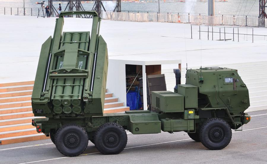 artyleria rakietowa HIMARS
